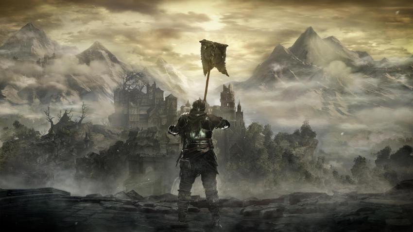 Dark Souls 3 сет тьмы-1