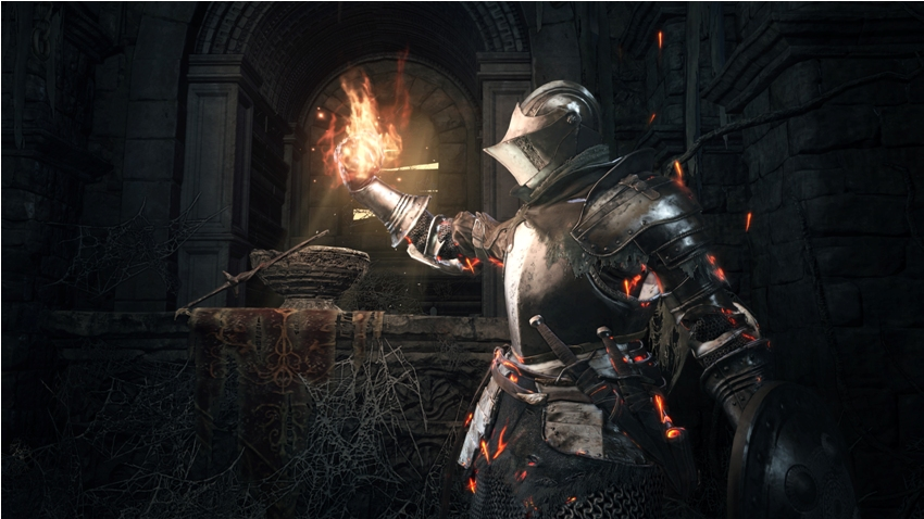 Dark Souls 3 трейнер