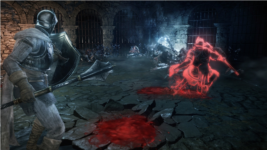 Dark Souls 3 управление на pc на клавиатуре