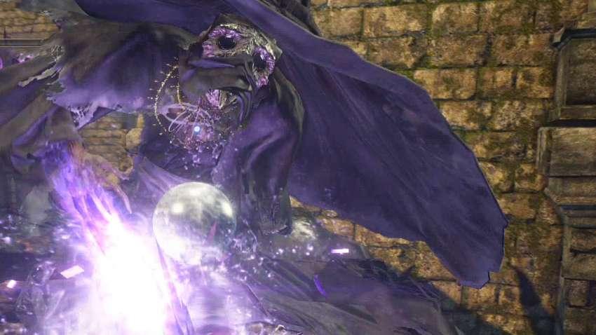 Dark Souls 3 знаток кристальных чар