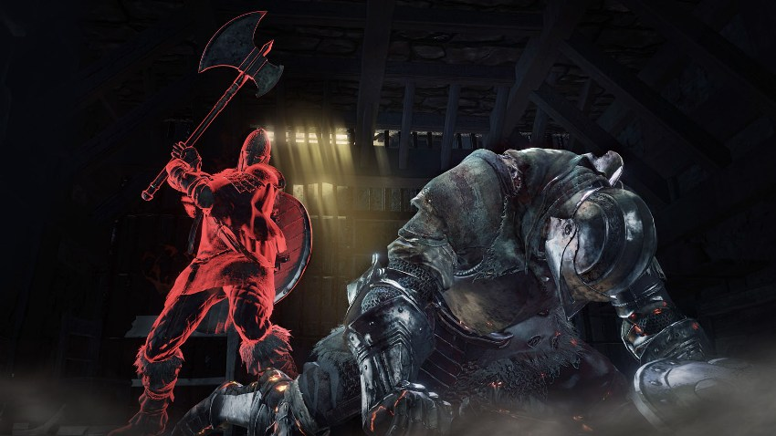 Dark Souls 3 патч 1 1