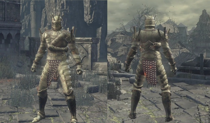 Dark Souls 3 броня и доспехи
