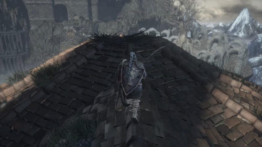Dark Souls 3 гнездо