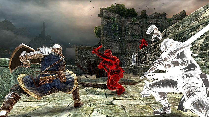 Dark Souls 3 кооператив