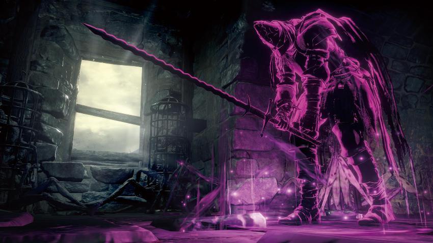 Dark Souls 3 костяные оковы