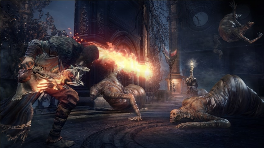 Пиромантия в Dark Souls 3