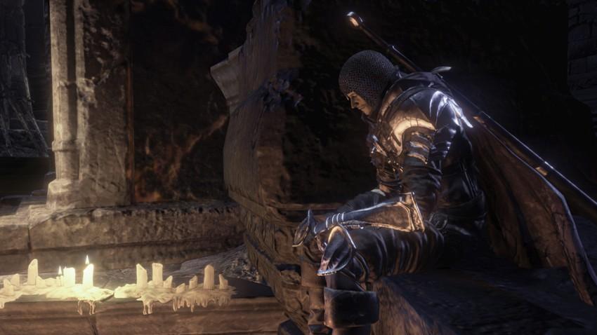 Dark Souls 3 прекращена работа программы