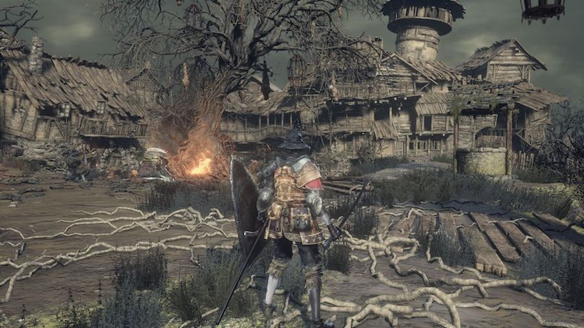 Прохождение Поселение нежити Dark Souls 3