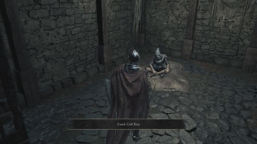 Dark Souls 3 Серокрыс