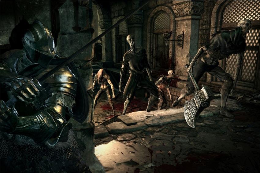 Dark Souls 3 советы новичкам по прохождению
