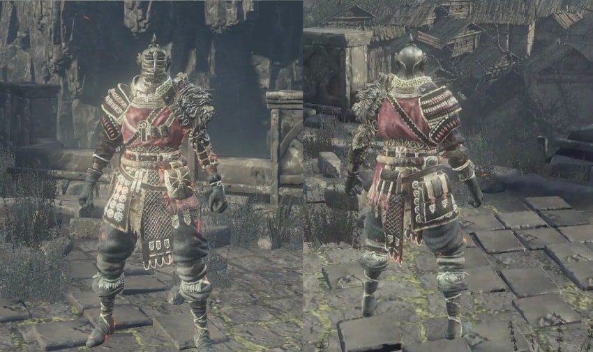 Все сеты брони в Dark Souls 3