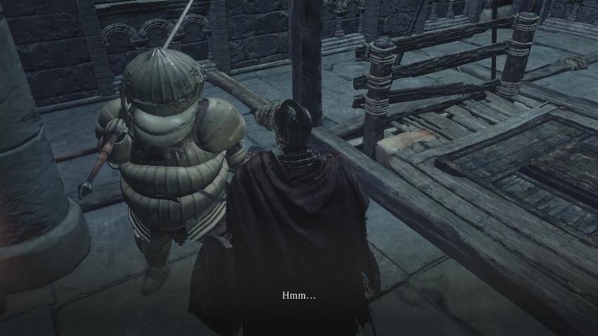 Dark Souls 3 Храм Глубин прохождение-2