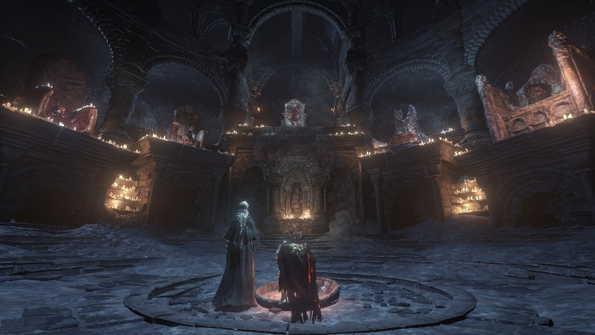 Концовки Dark Souls 3-1