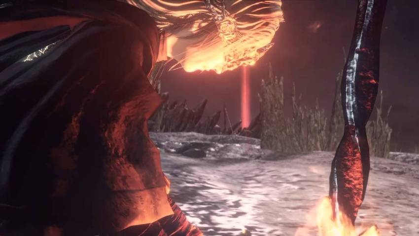 Концовки Dark Souls 3-2