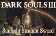 Меч солнца Dark Souls 3