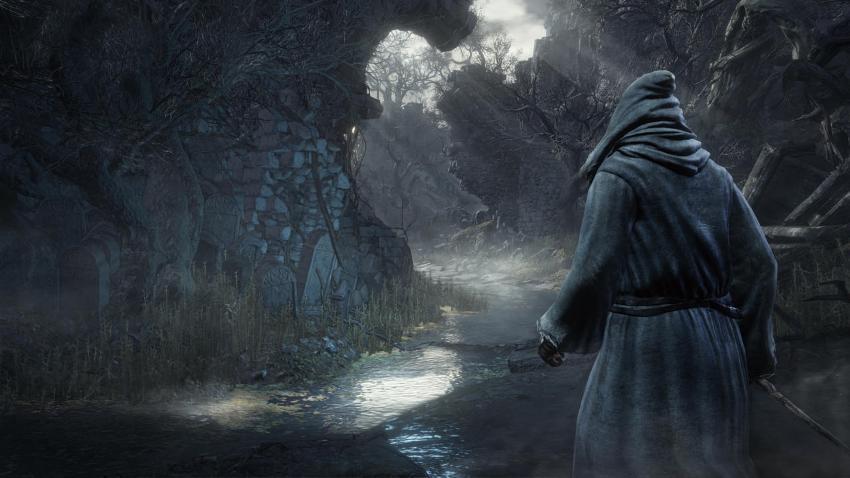 Персонажи Dark Souls 3: классы и характеристики персонажей