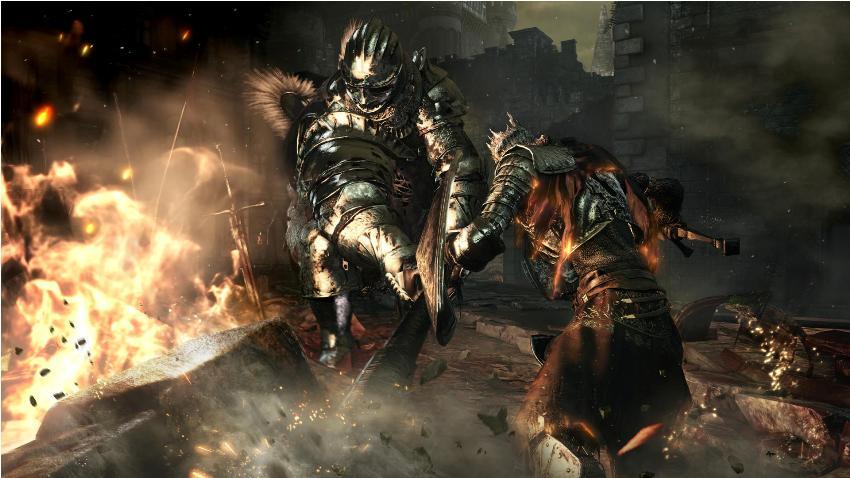 Тормозит Dark Souls 3