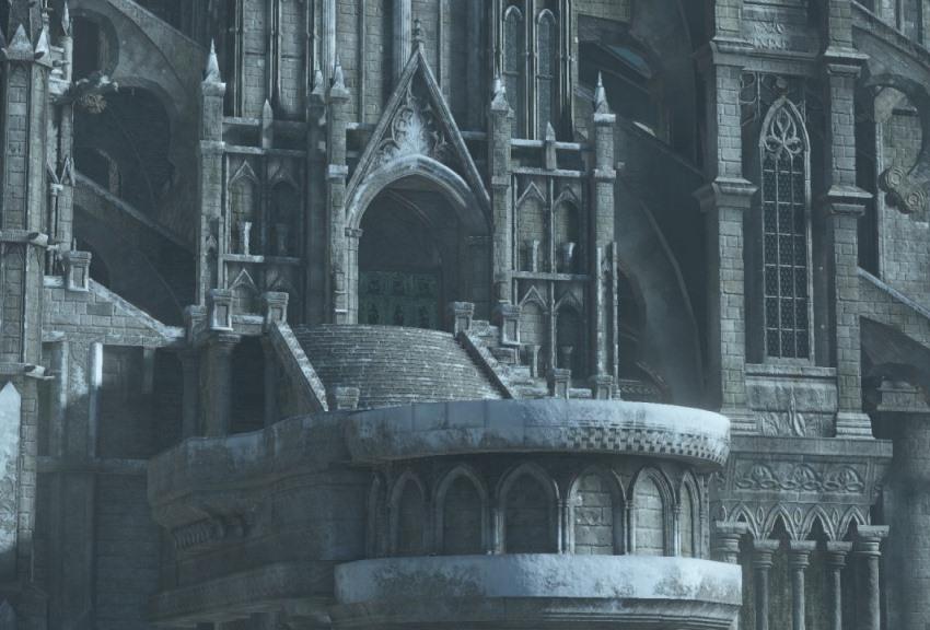 Dark Souls 3 Анор Лондо
