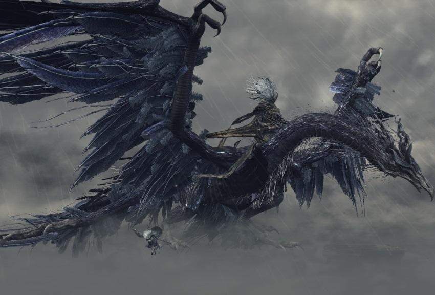 Dark Souls 3 Безымянный Король -1