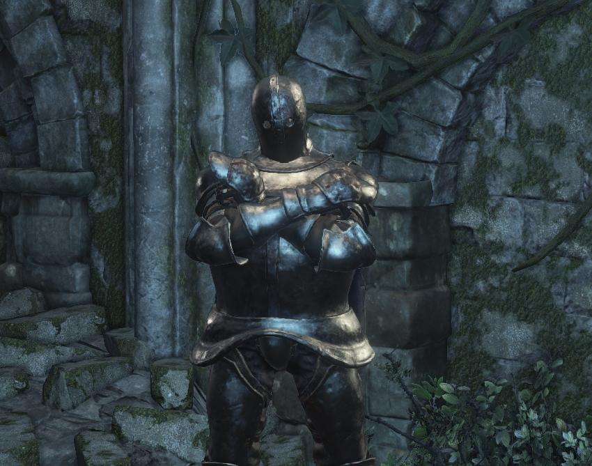 Dark Souls 3 Гораций