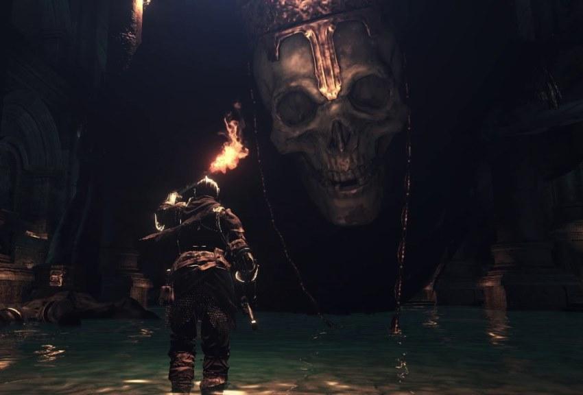 Dark Souls 3 жертвенный алтарь