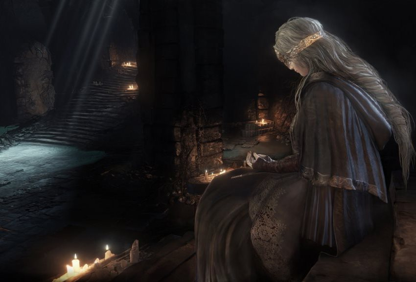 Dark Souls 3 ключ от башни