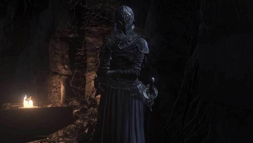 Dark Souls 3 Юрия из Лондора