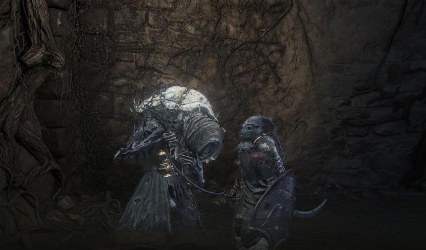 Dark Souls 3 Йоэль из Лондора