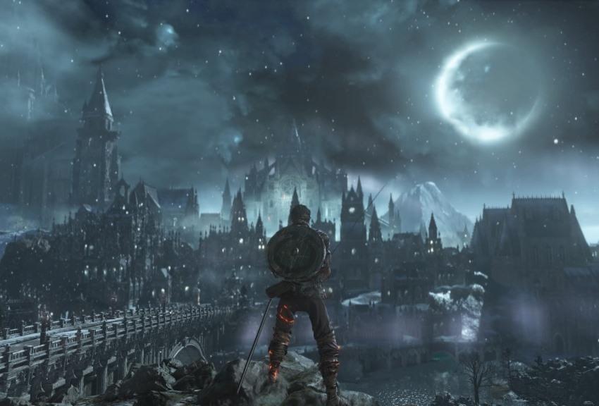 Dark Souls 3 Иритилл Холодной Долины