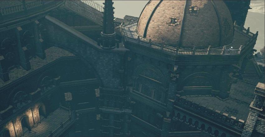 Dark Souls 3 великий архив