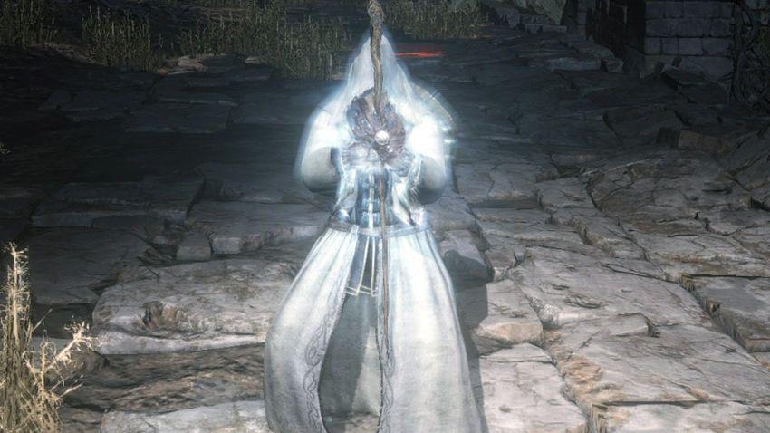 Dark Souls 3 Чародей