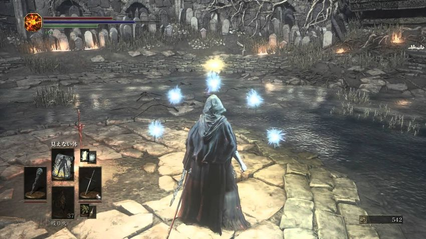 Dark Souls 3 чудеса