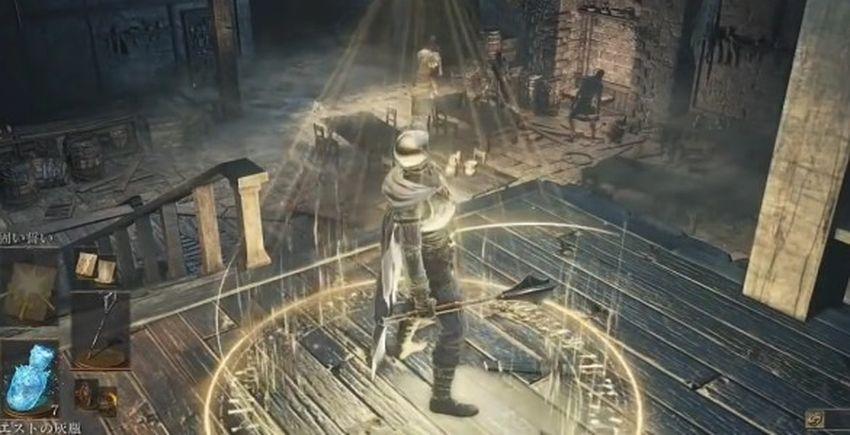 Dark Souls 3 чудеса-2