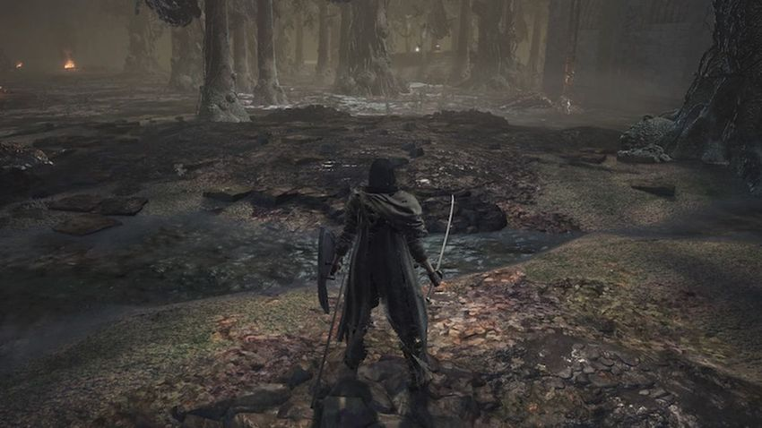 Dark Souls 3 Цитадель Фаррона