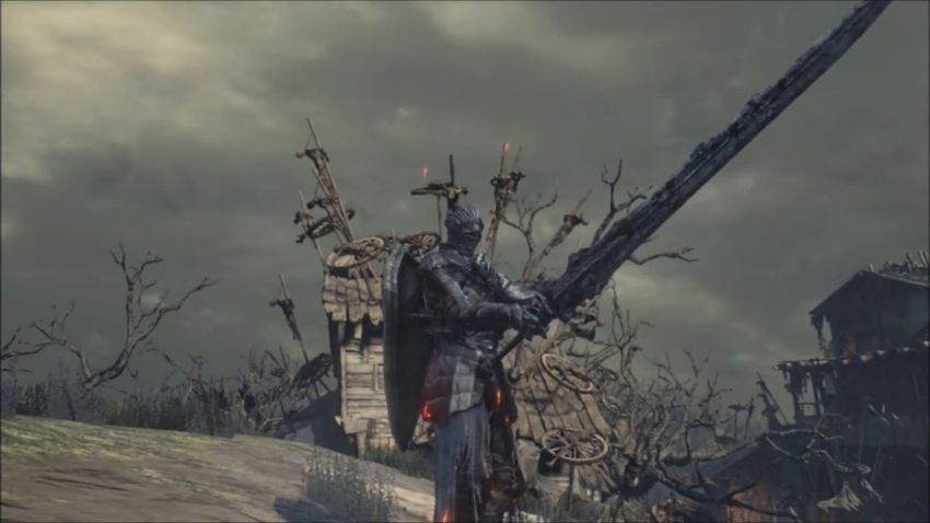 Dark Souls 3 Dark Sword