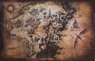 Dark Souls 3 карта мира