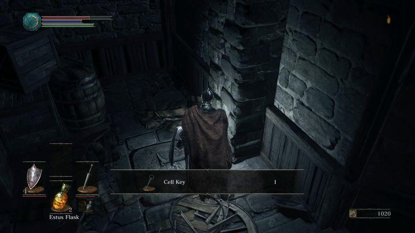 Dark Souls 3 ключ от камеры
