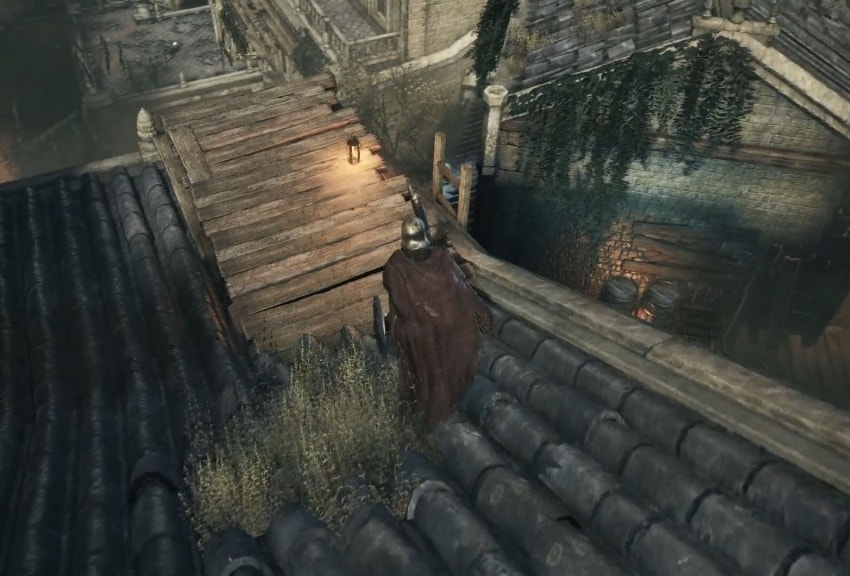 Dark Souls 3 кость Лоретты