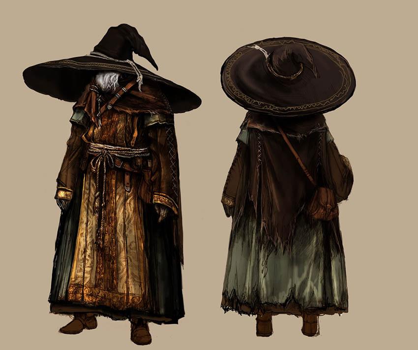 Dark Souls 3 маг