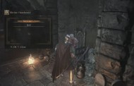 Dark Souls 3 могильный ключ