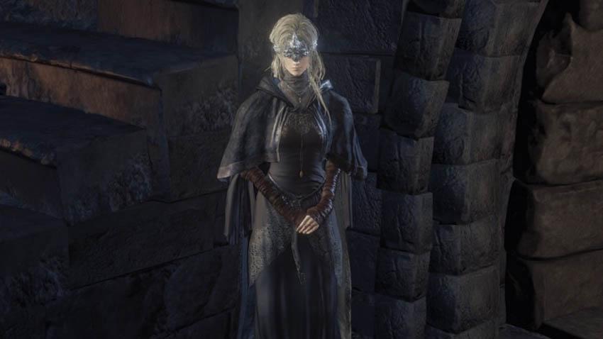 Dark Souls 3 NPC (НПС)