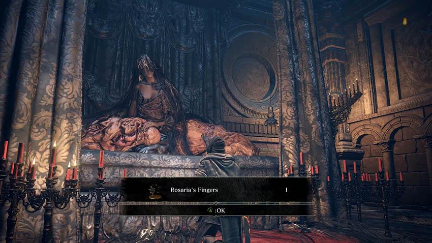 Dark Souls 3 Пальцы Розарии
