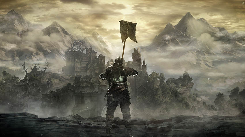 Dark Souls 3 призвать фантома нельзя