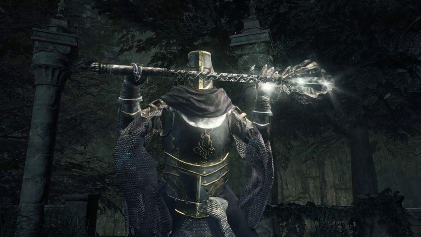 Dark Souls 3 Рыцарь гайд