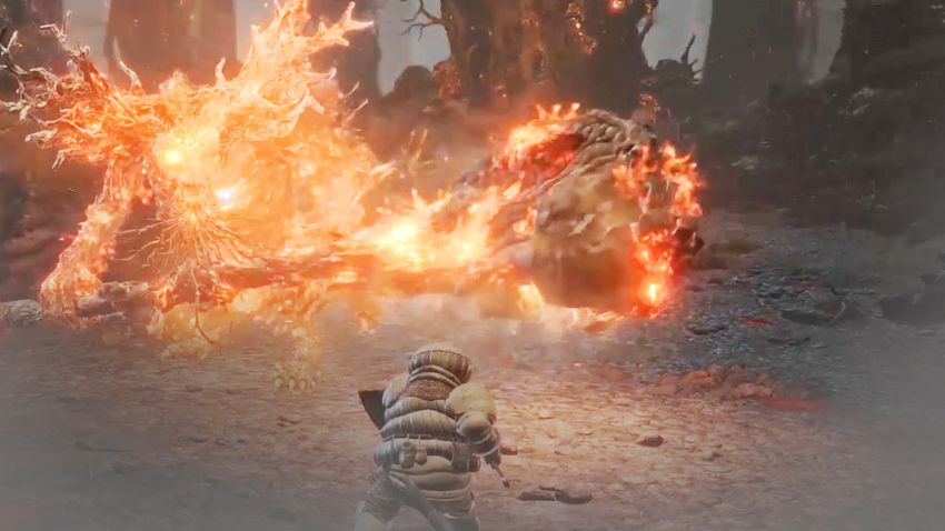 Dark Souls 3 Старый король демонов