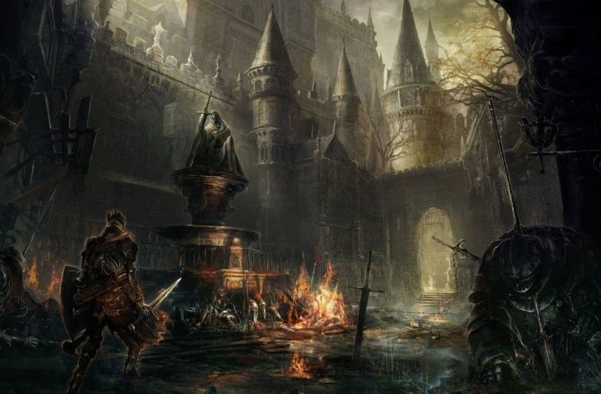 Dark Souls 3 трофеи