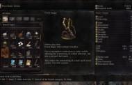 Dark Souls 3 высушенные пальцы
