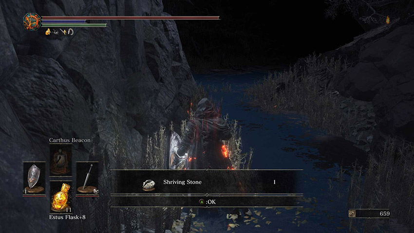 Dark Souls 3 Заброшенные могилы