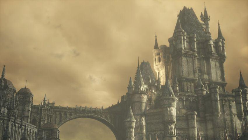 Dark Souls 3 Замок Лотрика