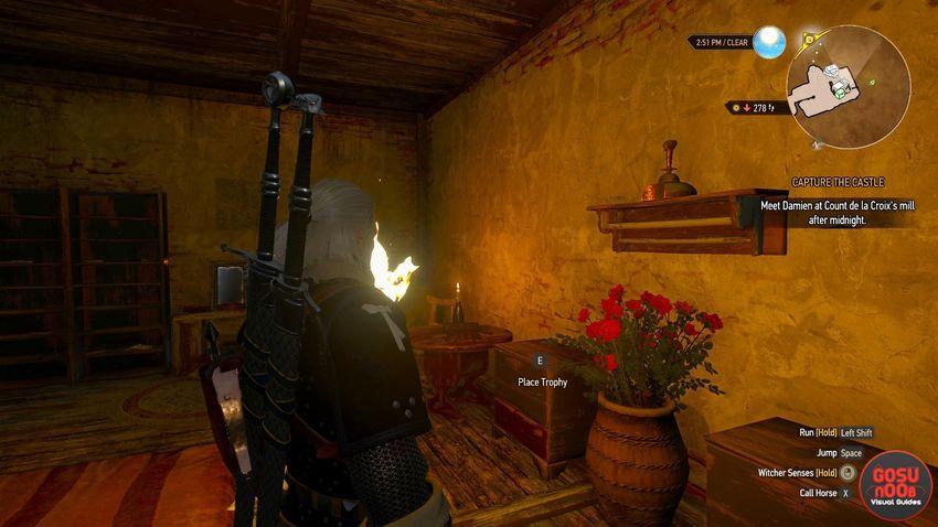 Дом милый дом Кровь и Вино Ведьмак 3